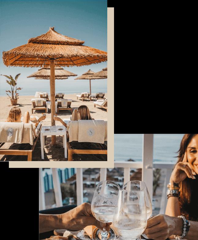 salduna beach - restaurante y beach club